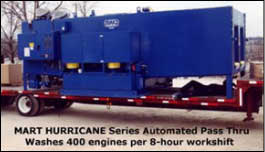 MART HURRICANE Series Automated Pass