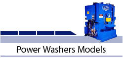 Power Washer Models