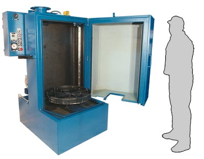 Cyclone 2 2 Automotive Parts Washer From Mart Corporation